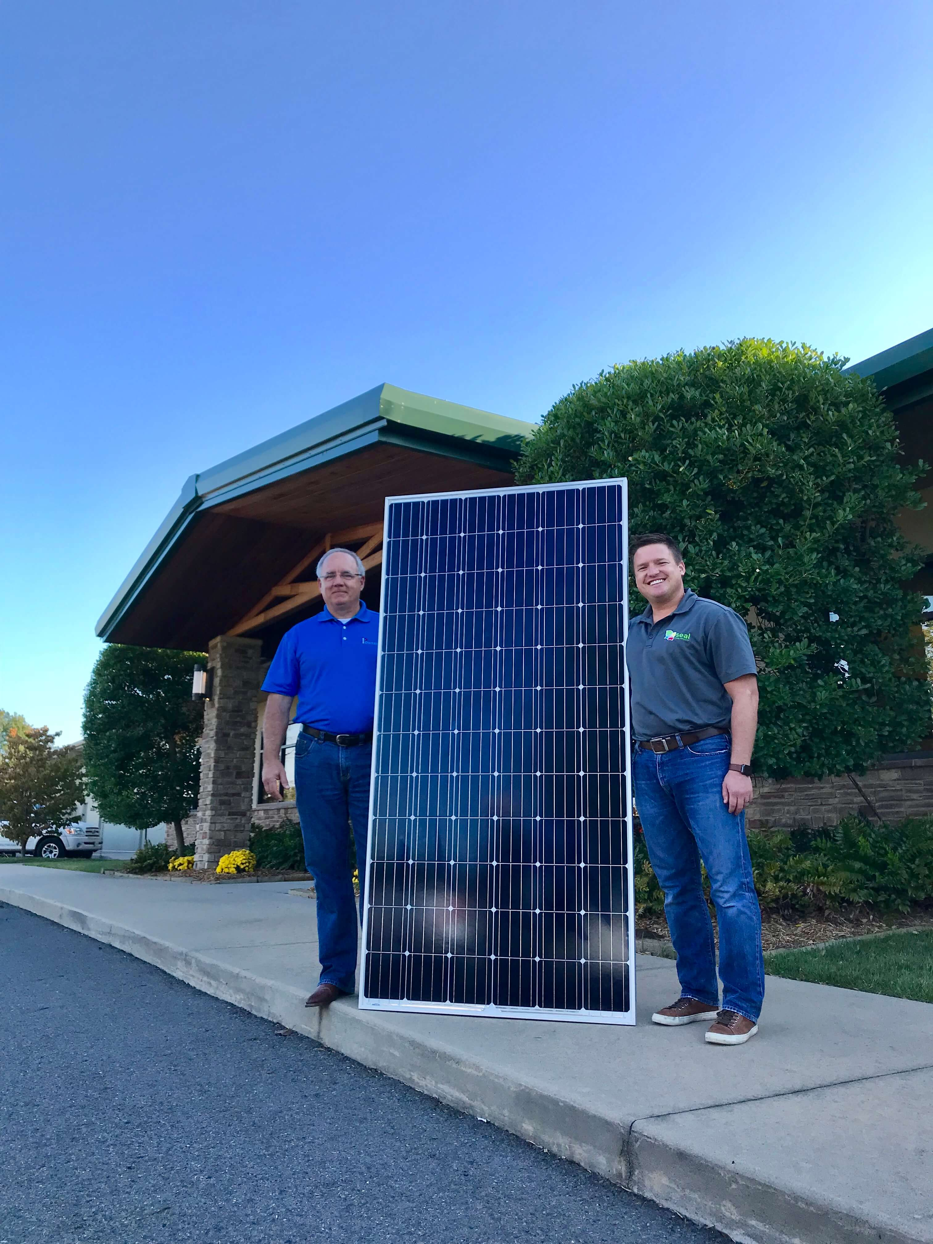 Solar Seal Energy Solutions