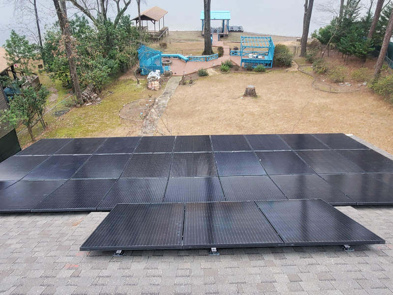 Seal Solar project in Hot Springs, AR